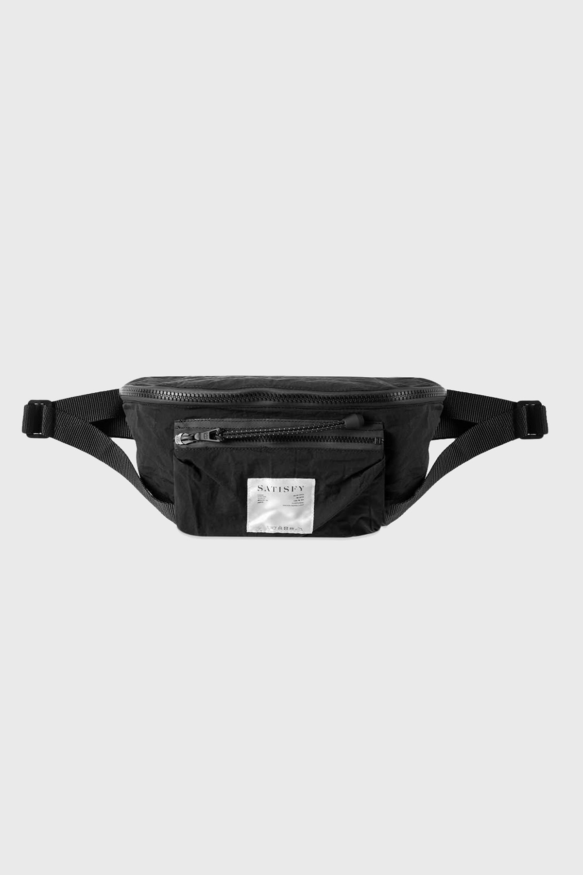 Satisfy - Belt Bag - Black