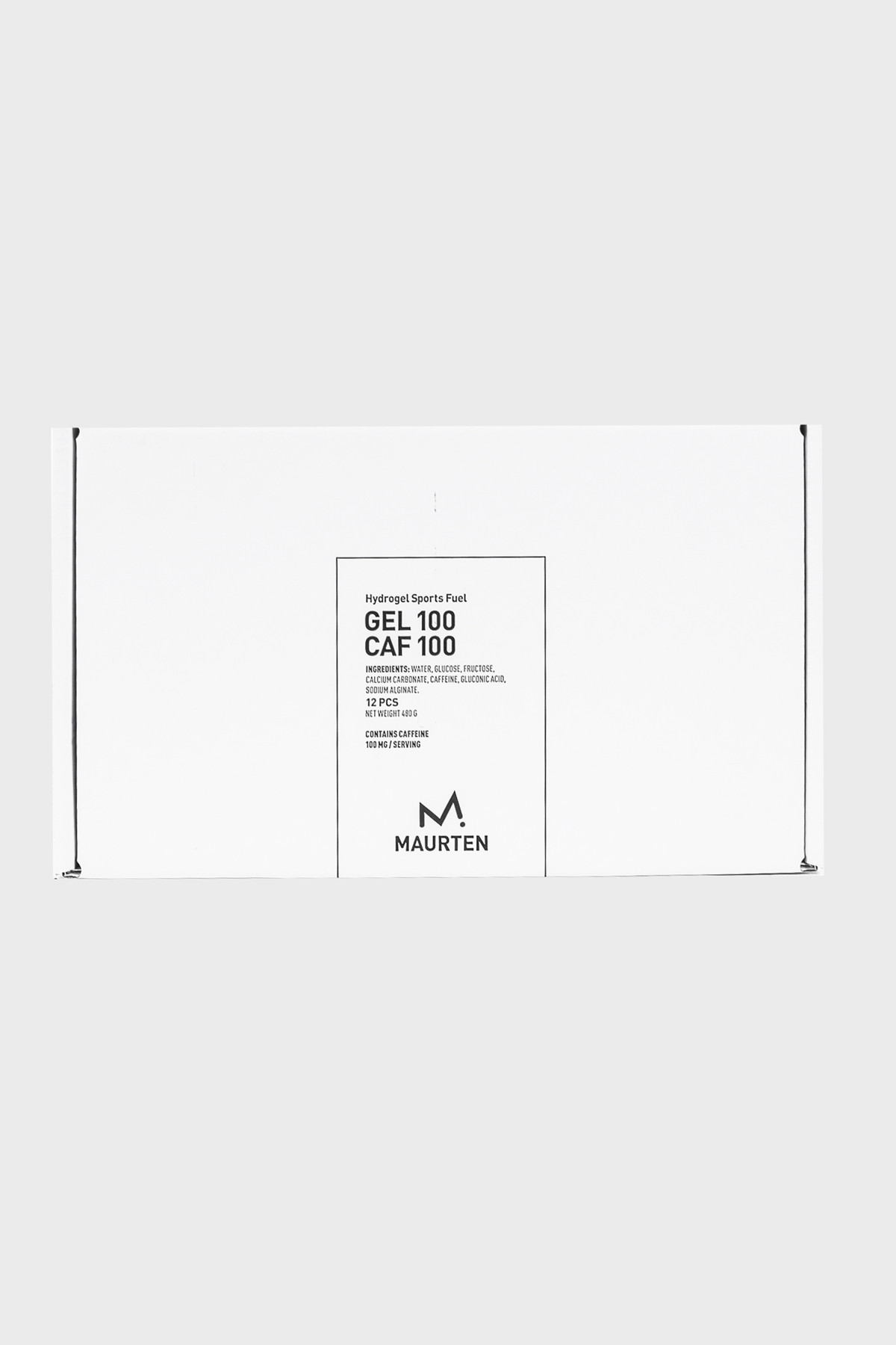 Maurten - Gel 100 Caf 100 - Box