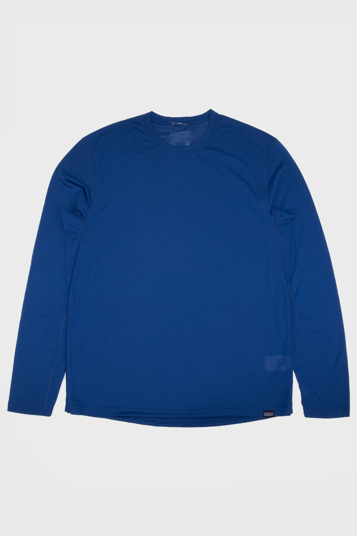 patagonia - Long sleeve Capilene cool trail shirt - Superior blue