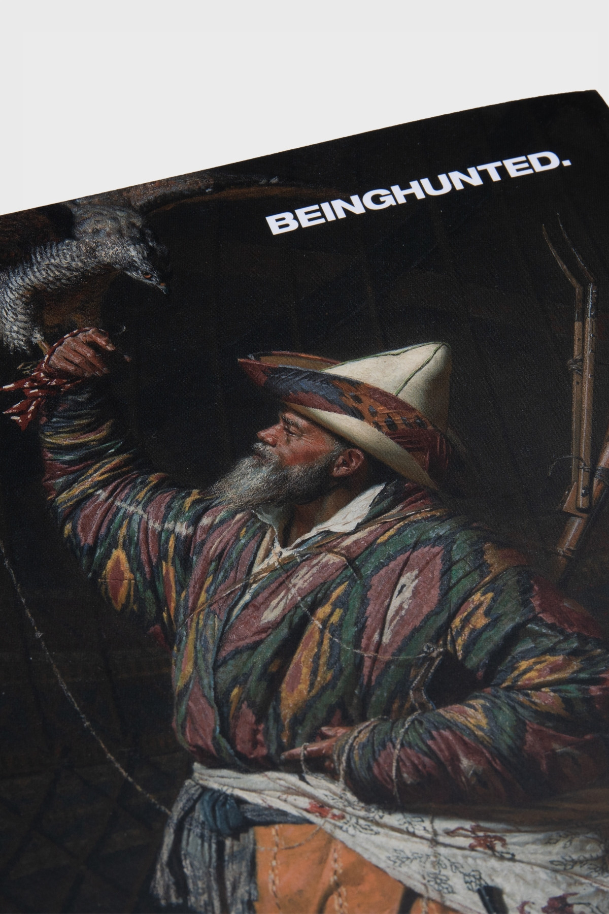 Beinghunted - magazine - Issue 03