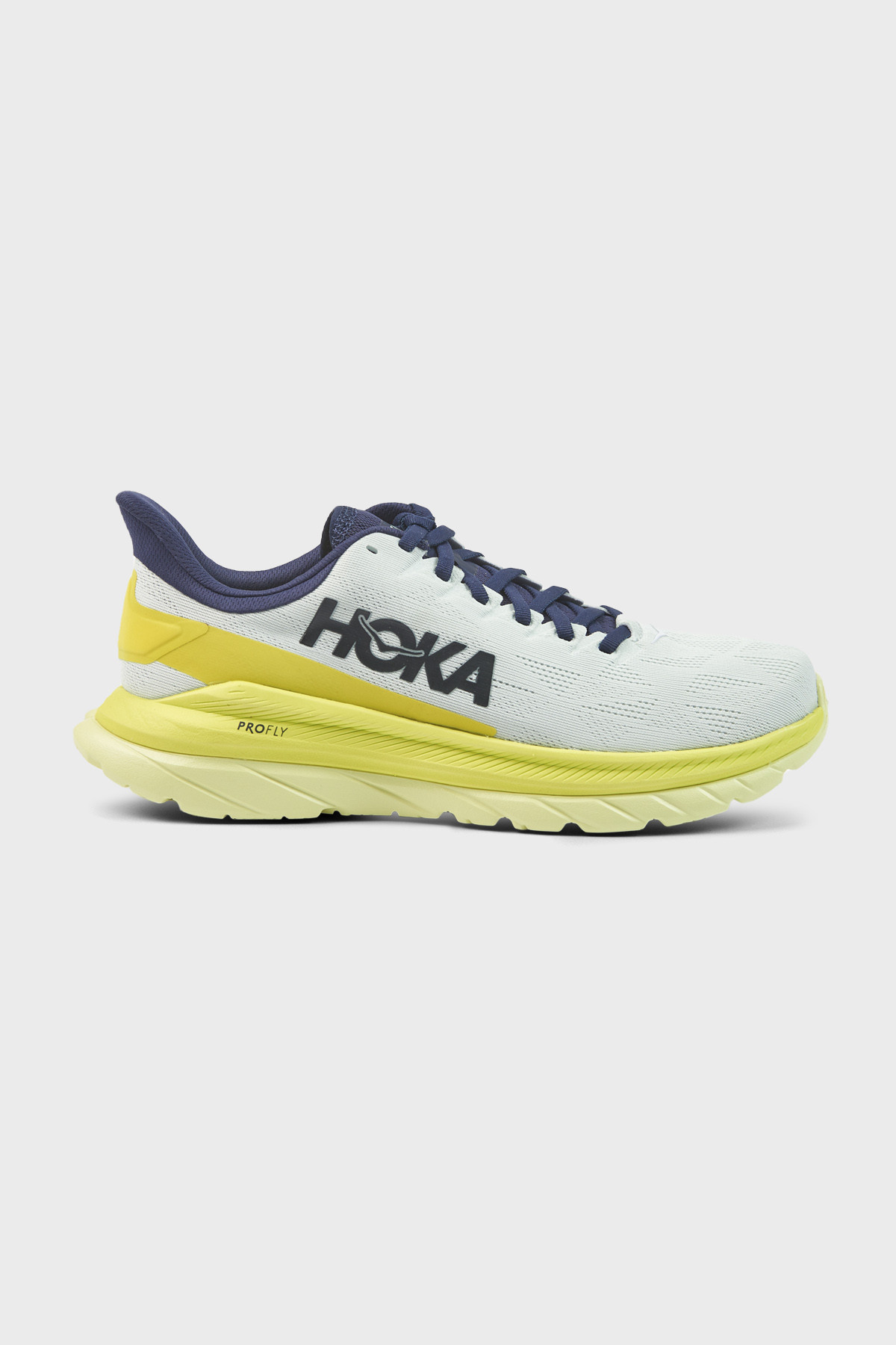 HOKA - MACH 4 - BLUE FLOWER CITRUS