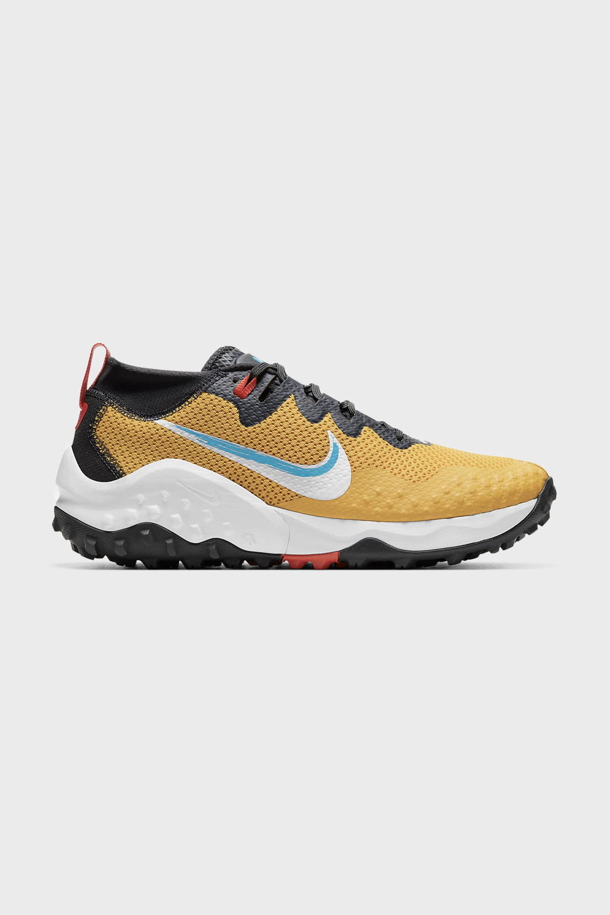 NIKE TRAIL - WILDHORSE 7 - DARK SULFUR PURE PLATINUM