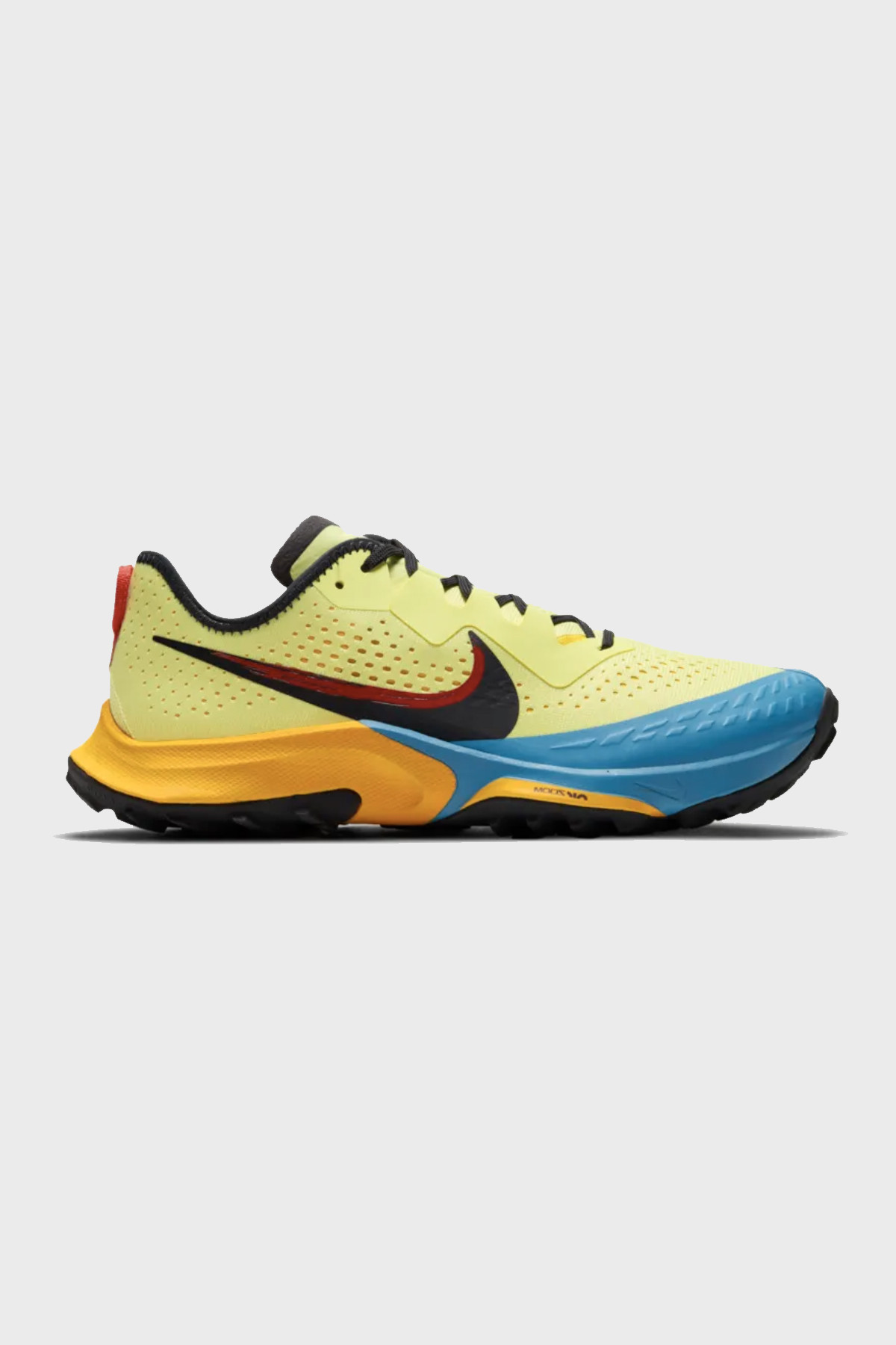 NIKE TRAIL - AIR ZOOM TERRA KIGER 7 - LIMELIGHT LASER BLUE
