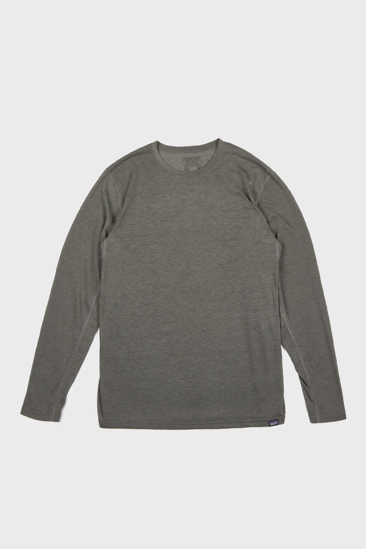 patagonia - Long sleeve Capilene cool trail shirt - grey