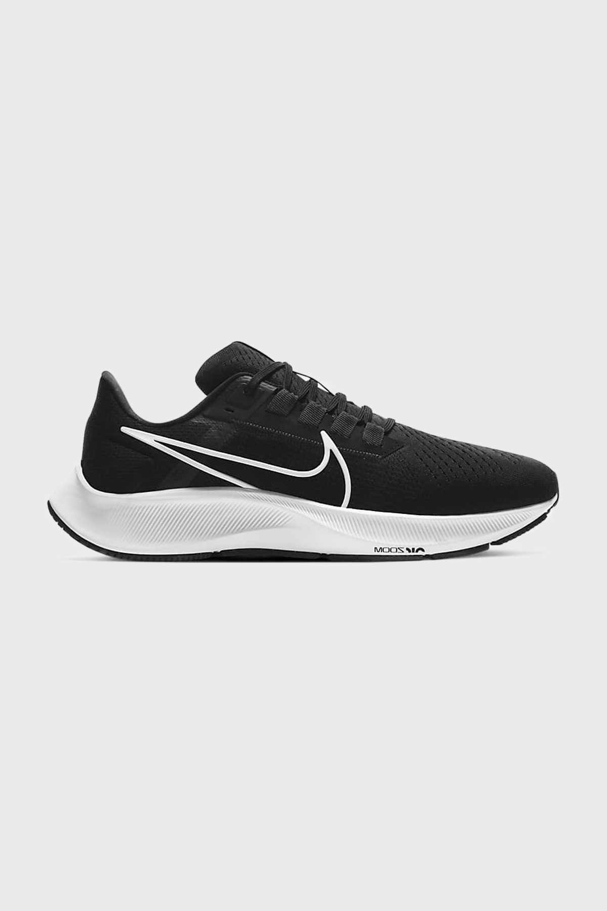 NIKE - Nike Air Zoom Pegasus 38 - BLACK WHITE