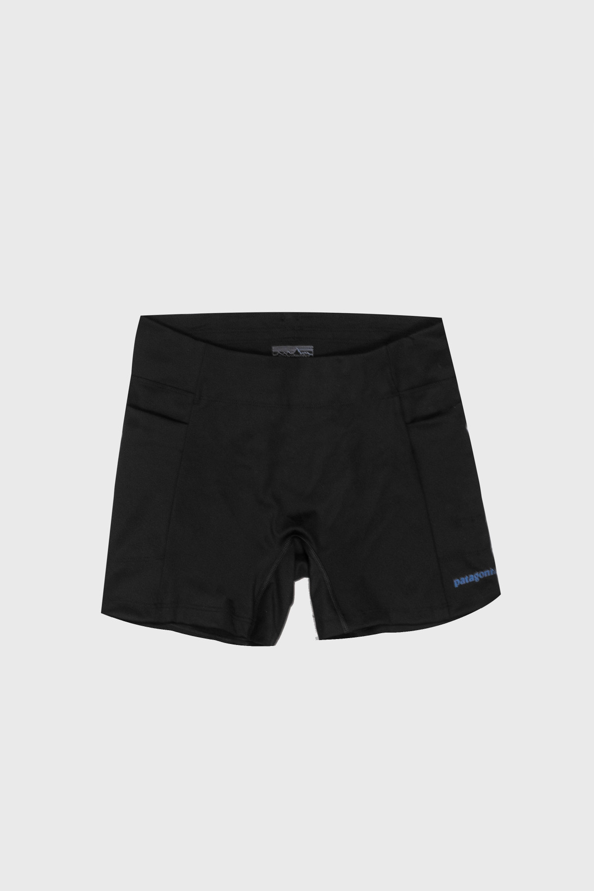 "patagonia - Women's Endless Run Shorts 4 1/2"" - black"