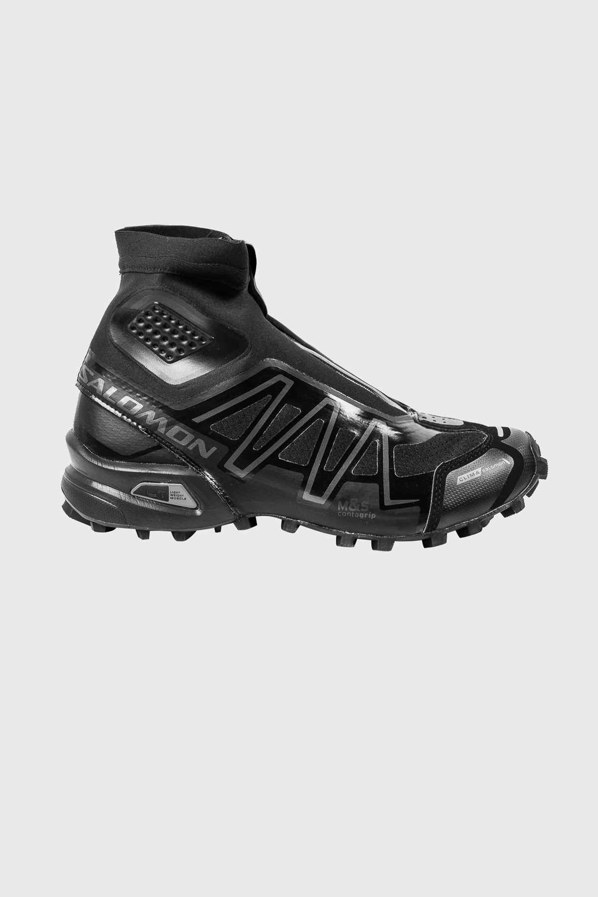 Salomon - SNOWCROSS ADV LTD - Black