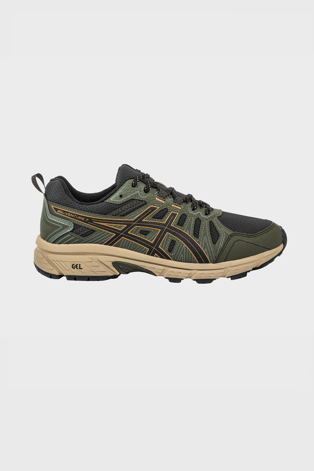 Asics - Gel Venture 7 - black tan presidio