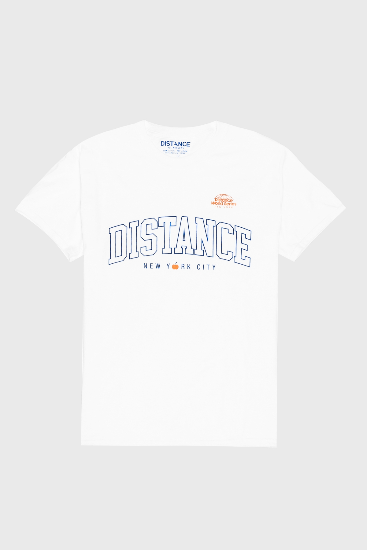 Distance - world Series - New York