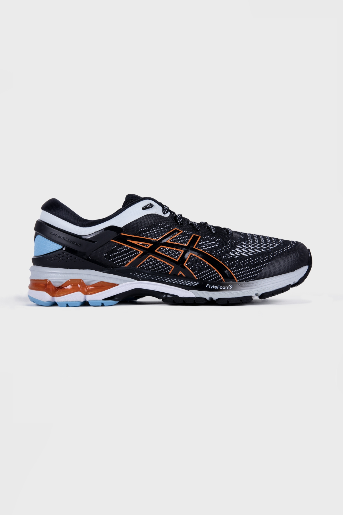 Asics - Gel Kayano 26 - BLACK POLAR SHADE