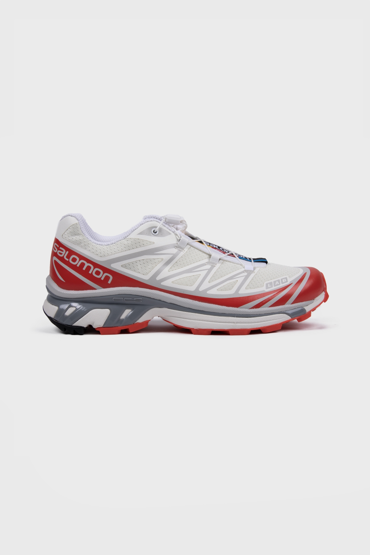 Salomon - S/LAB XT-6 ADV - Vanilla ice white red