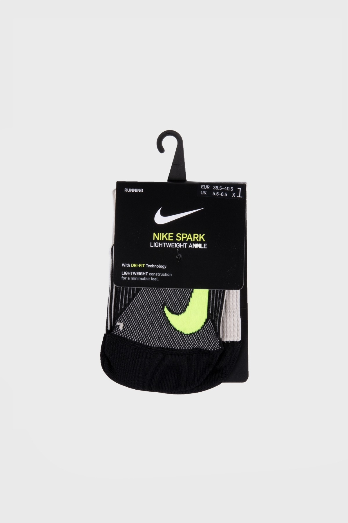 Nike - Nike Elite Lightweight Quarter socks - Sand