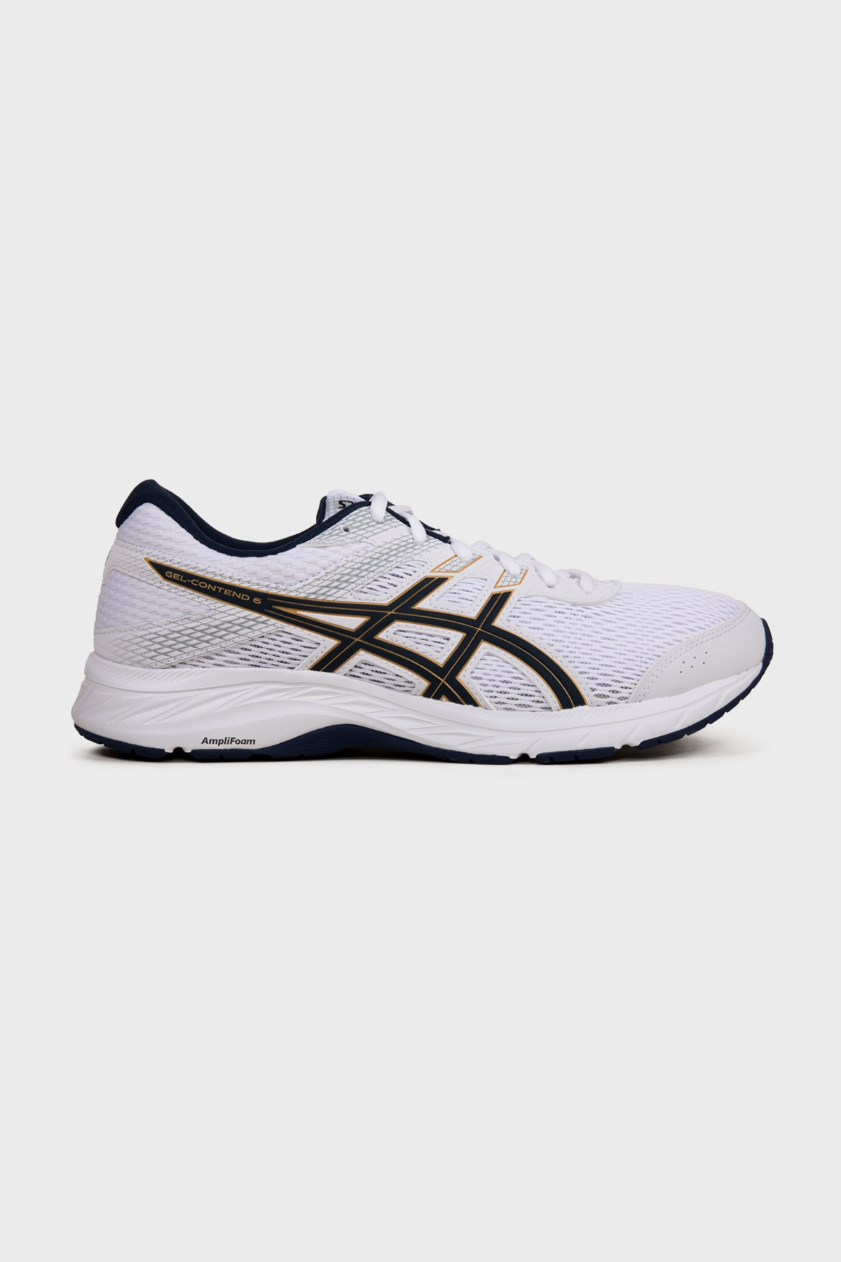 Asics - Gel Contend 6 - White Peacoat