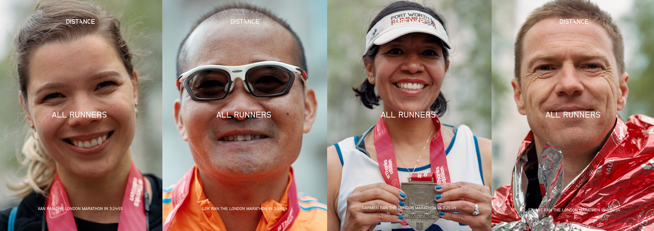 All Runners London by Wendy Huynh