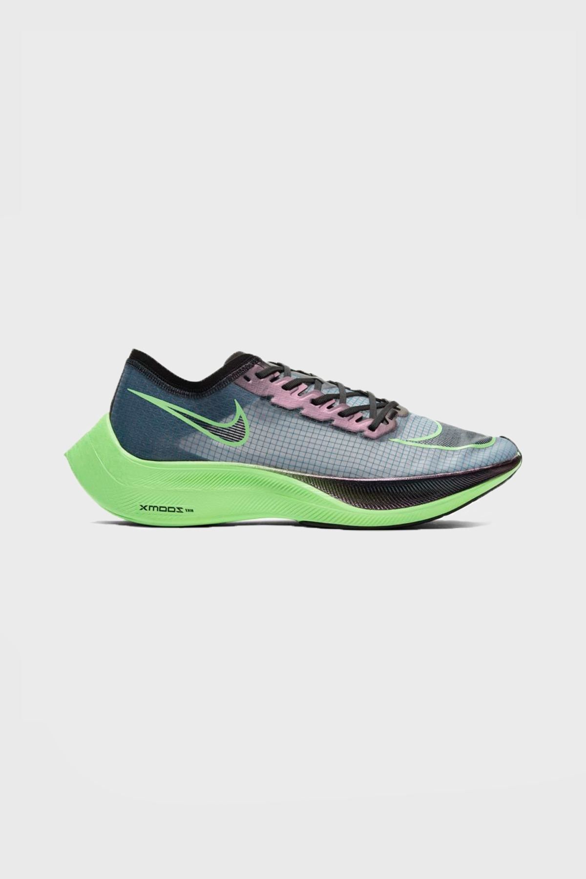 Nike - ZoomX Vaporfly Next% - Black Green