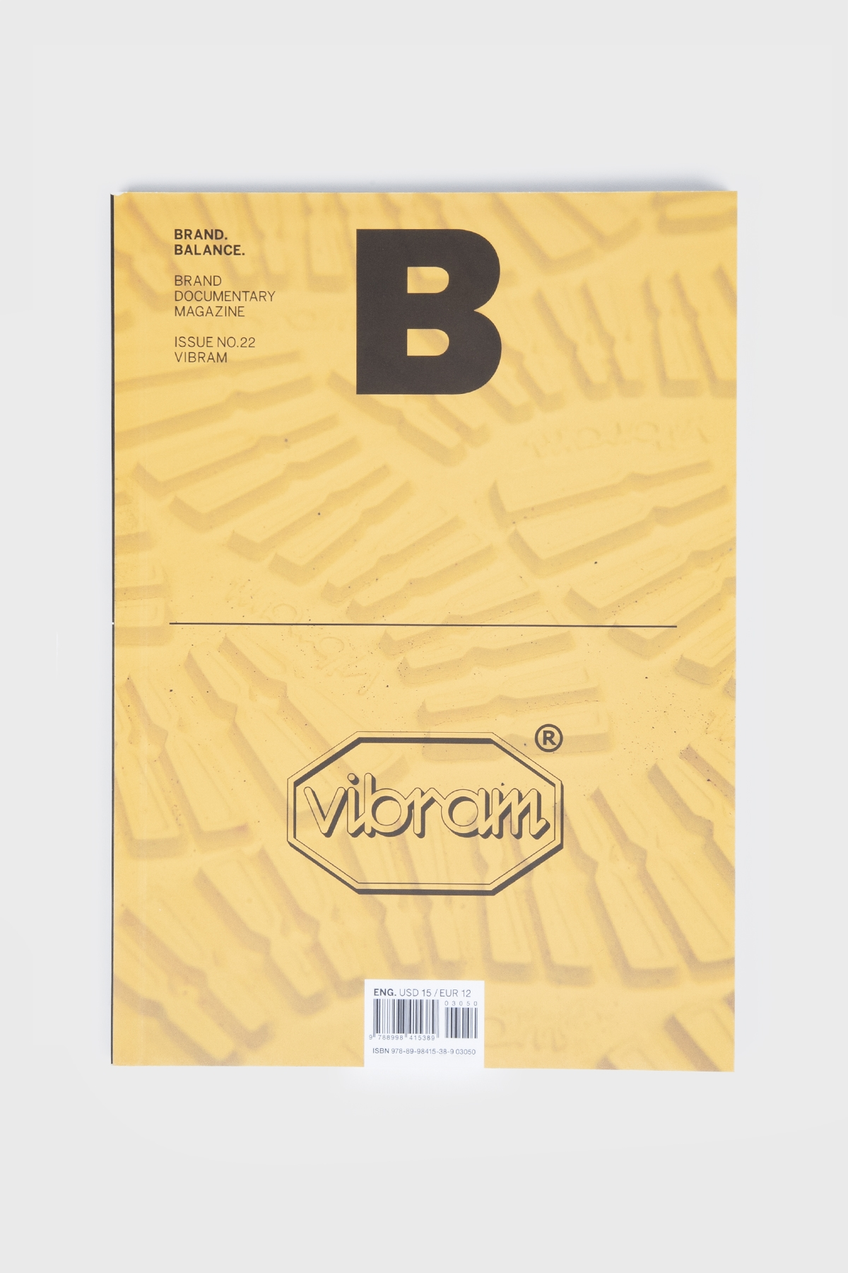 brand balance - issue 22 - Vibram