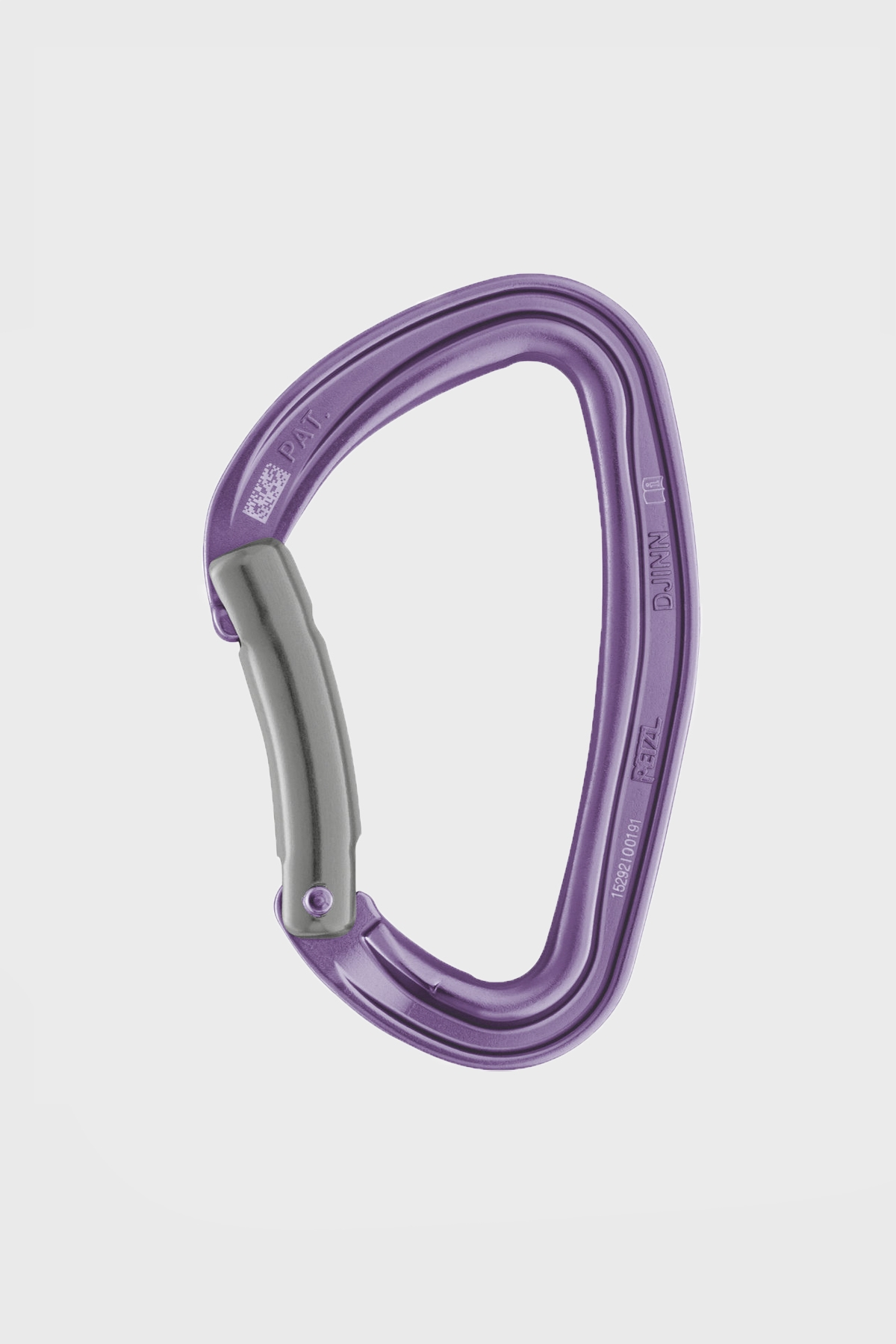 Petzl - Djinn Courbe - Purple