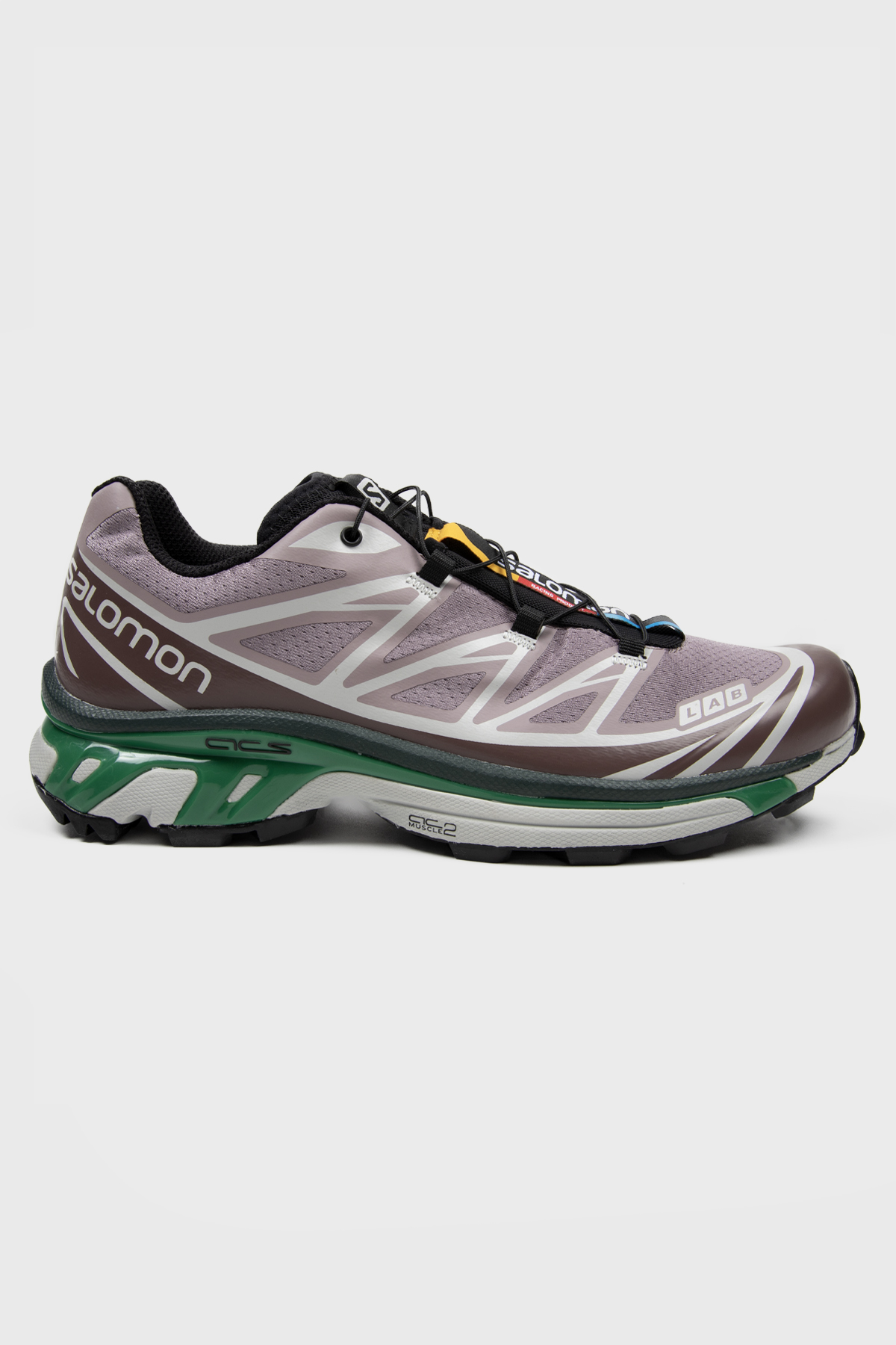 Salomon - S/LAB XT-6 ADV - Quail Peppercorn Amazon
