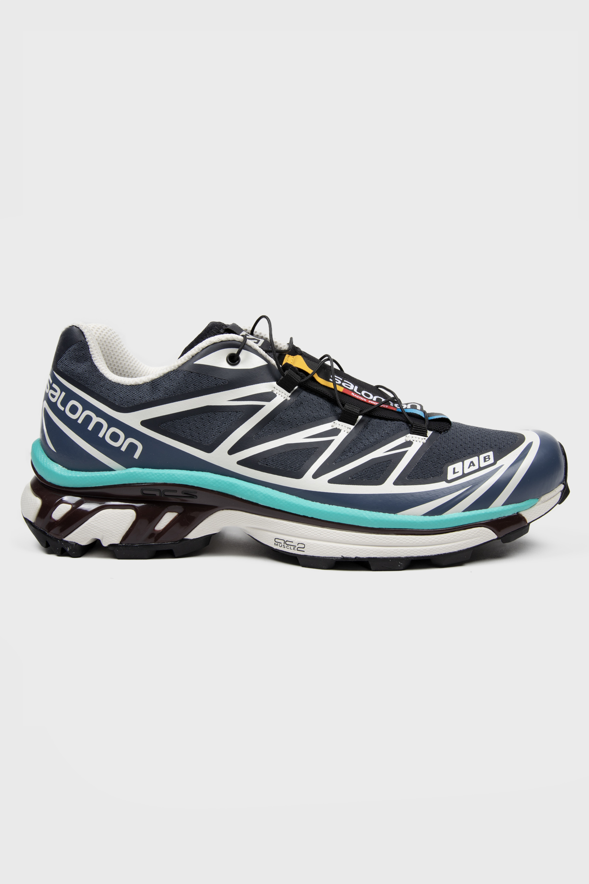 Salomon - S/LAB XT-6 ADV - Ebony vanilla ice Atlantis
