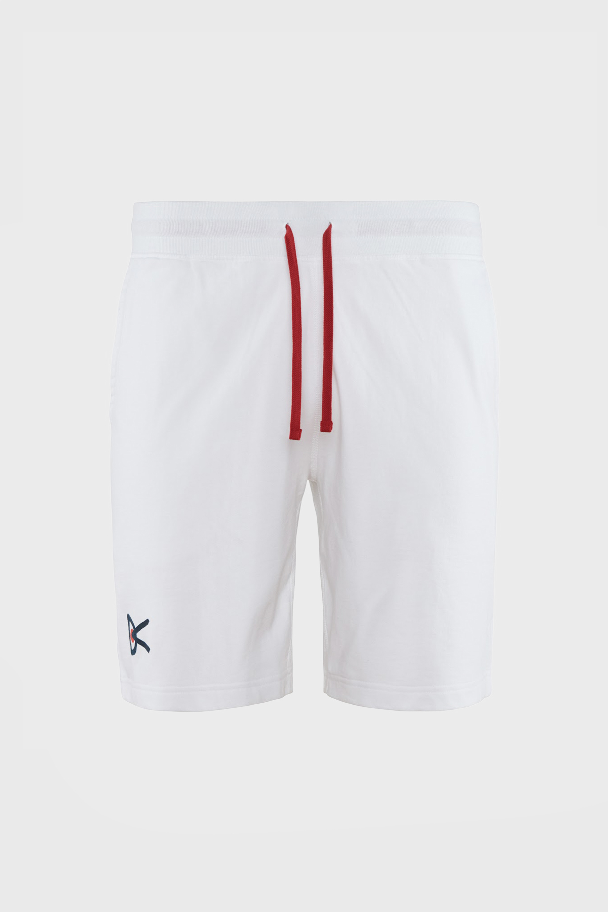 District Vision - retreat Short - White