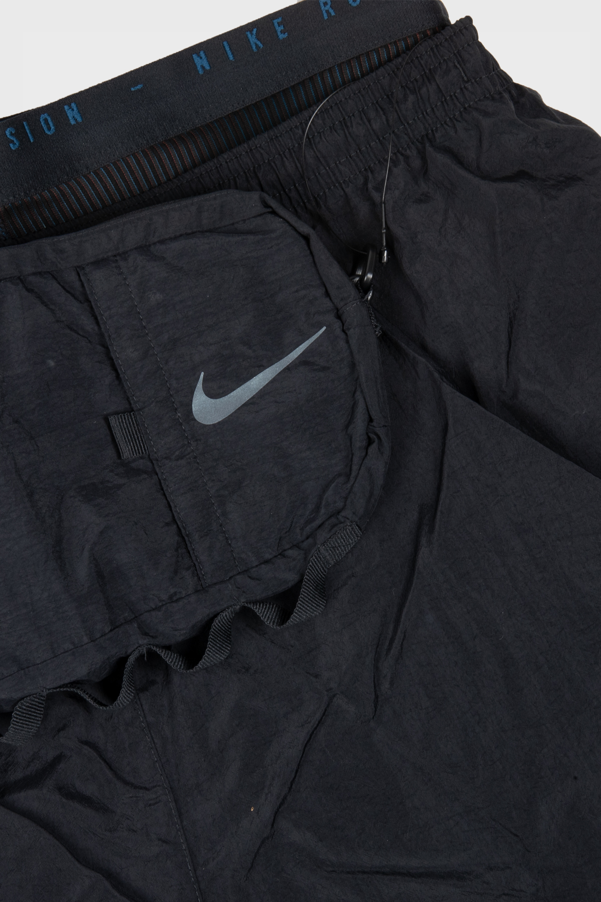 Nike - run Division Short 3-in-1 - Black