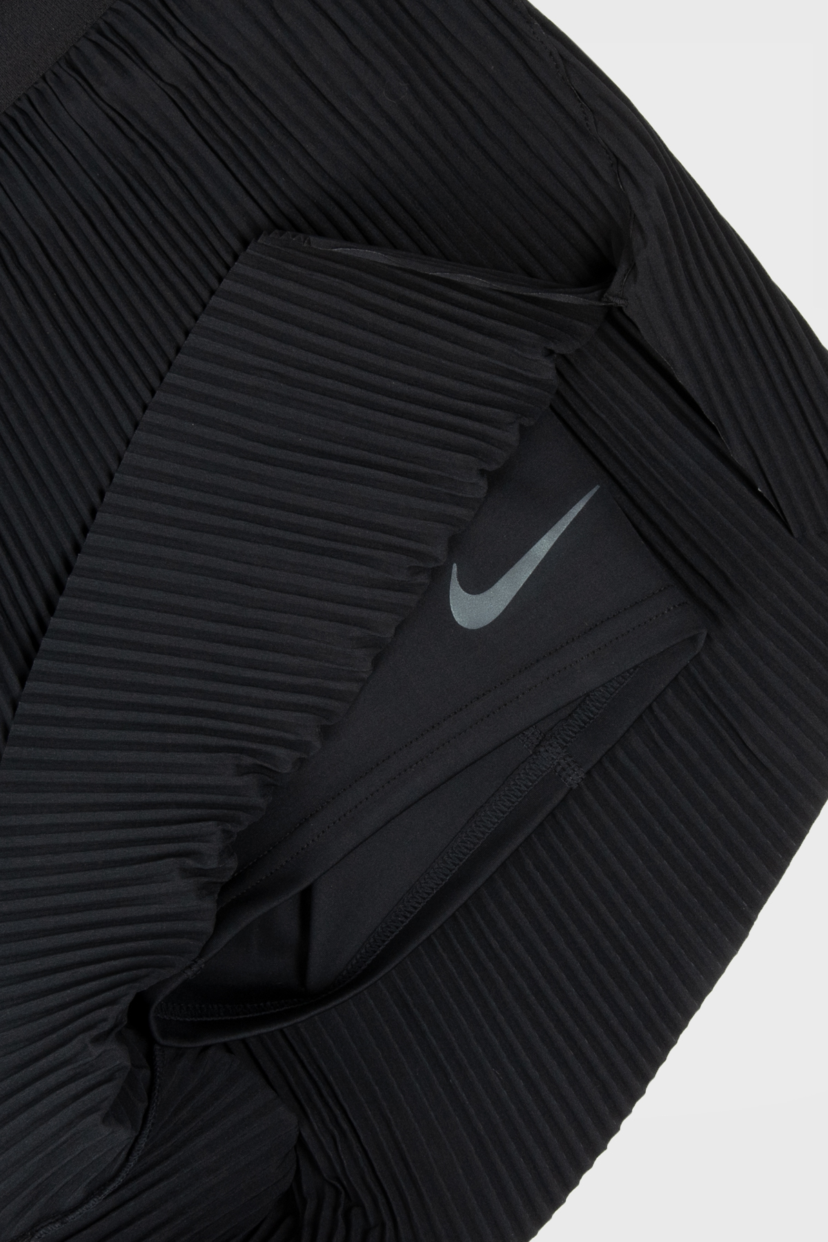Nike W - Run Division Short 3in1 - Black