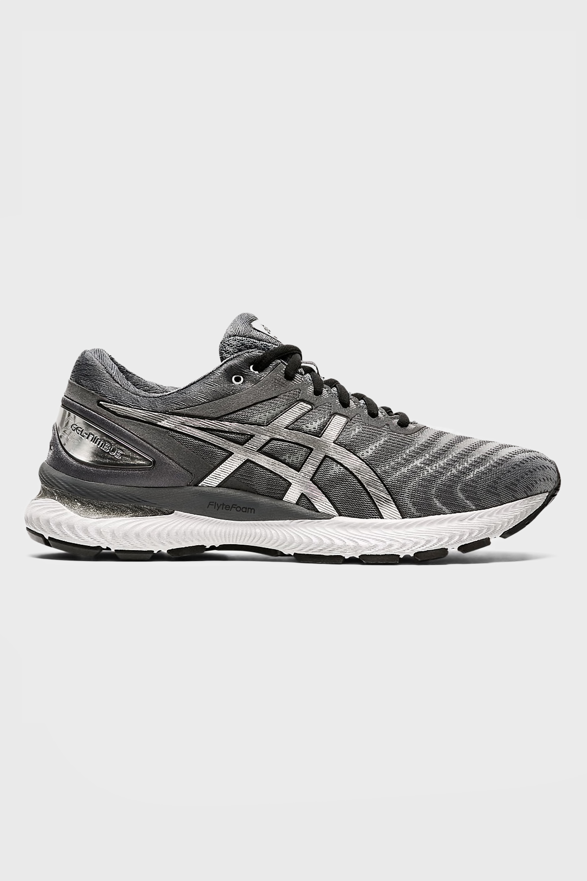 Asics - Gel Nimbus 22 Platinium - Carrier Grey Pure silver