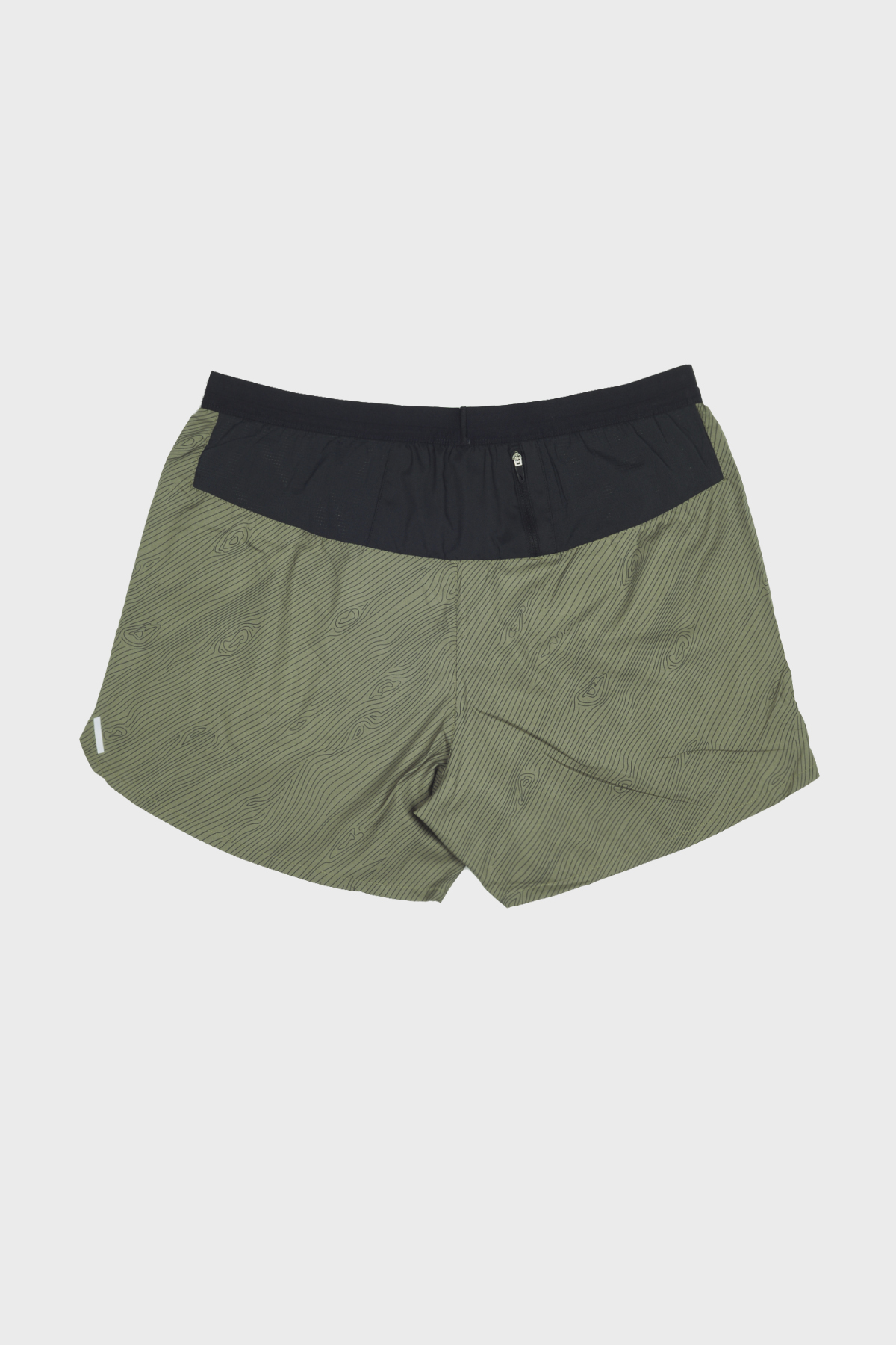 Nike - flex stride short 5'' trail  - Kaki