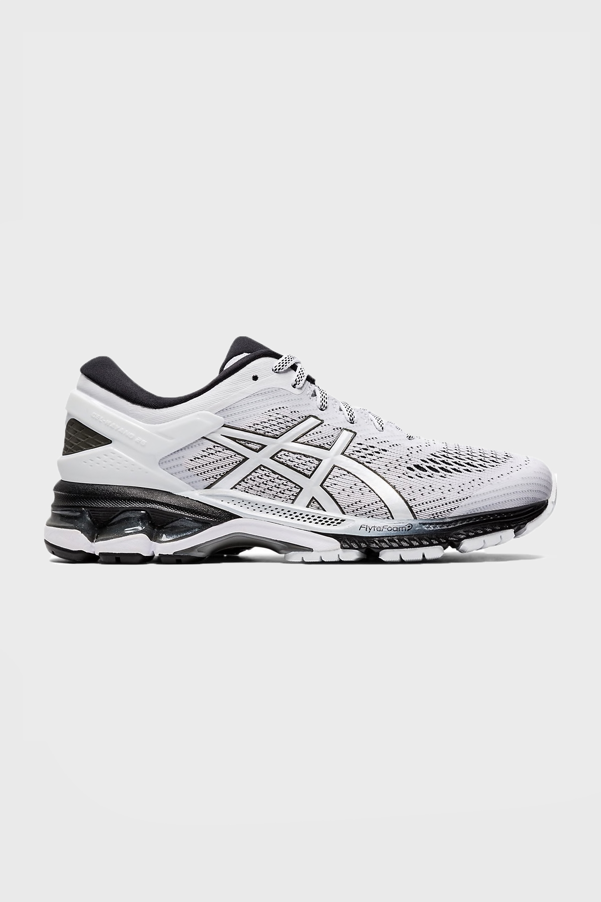 Asics W - Gel Kayano 26 - White black